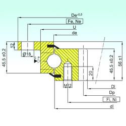 المحامل ZBL.20.0314.200-1SPTN ISB
