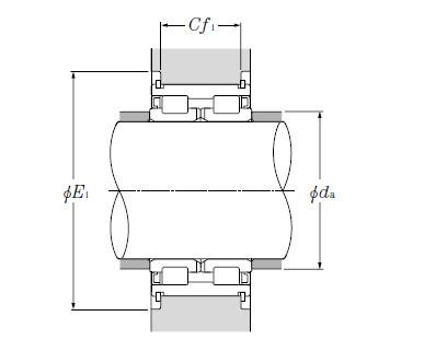 Bearing SL04-5028NR