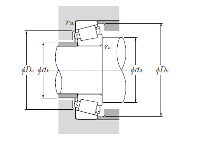 Bearing T-LM451349/LM451310