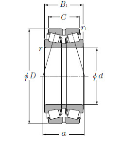 Bearing CRI-4701