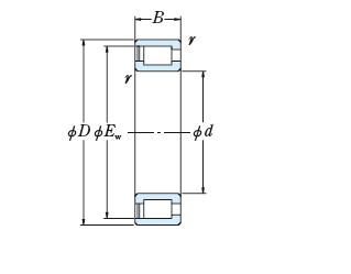 Bearing NCF1836V