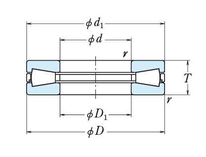 Bearing 460TTF5801