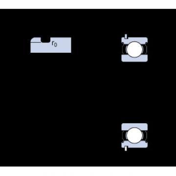 المحامل 6200-2ZNR SKF
