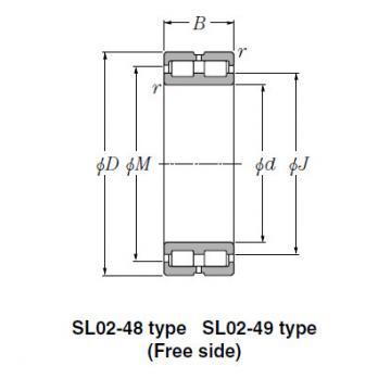 Bearing SL01-4936