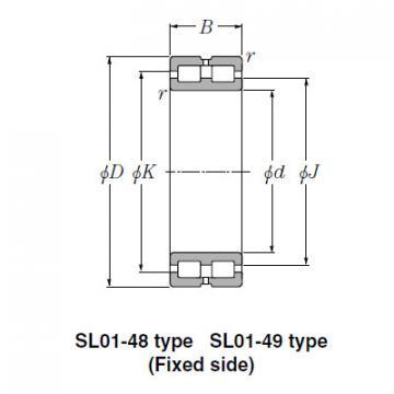 Bearing SL01-4964