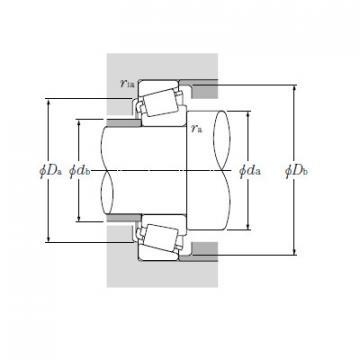 Bearing T-HM262748/HM262710