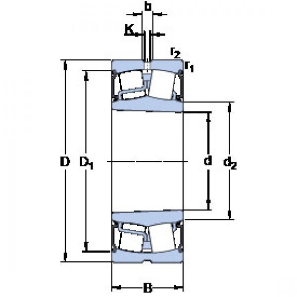 المحامل BS2-2315-2RSK/VT143 SKF #1 image