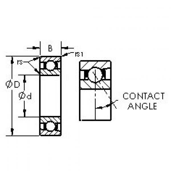 المحامل 7021AC AST #1 image