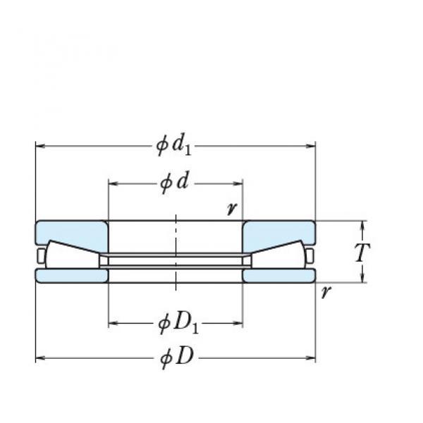 Bearing 560TTF6701 #2 image