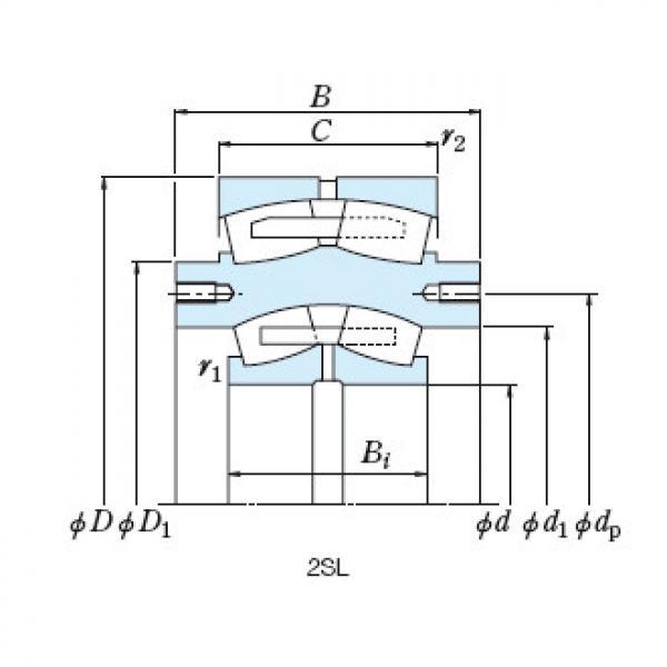 Bearing 3PL180-2 #2 image